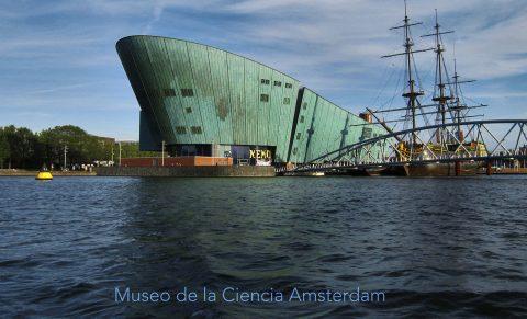 museo de ciencia Amsterdam