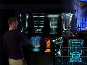 El museo virtual posee unas características de interactividad que permiten una gran participación por parte del usuario.